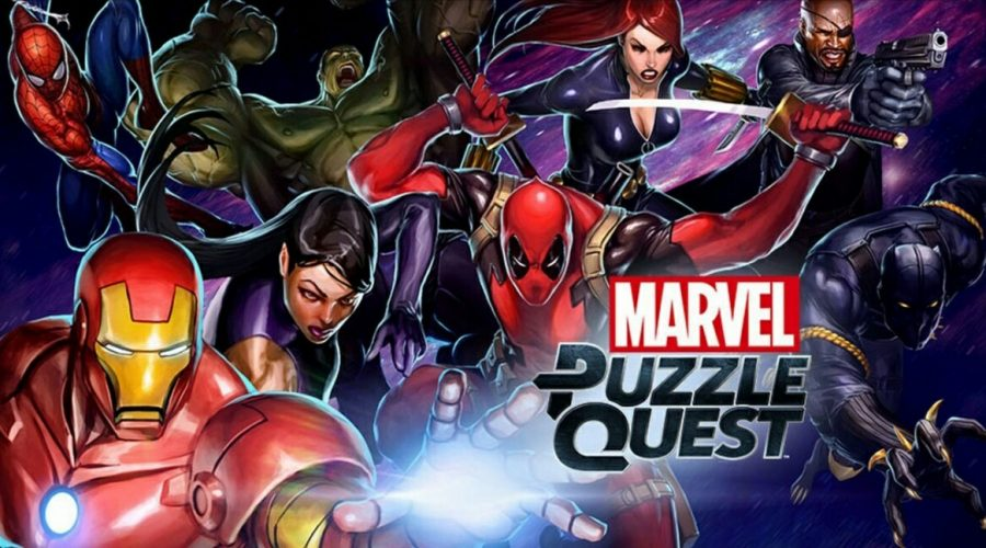 Download Marvel Puzzle Quest full apk! Direct & fast
