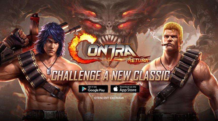 Download Garena Contra: Return full apk! Direct & fast
