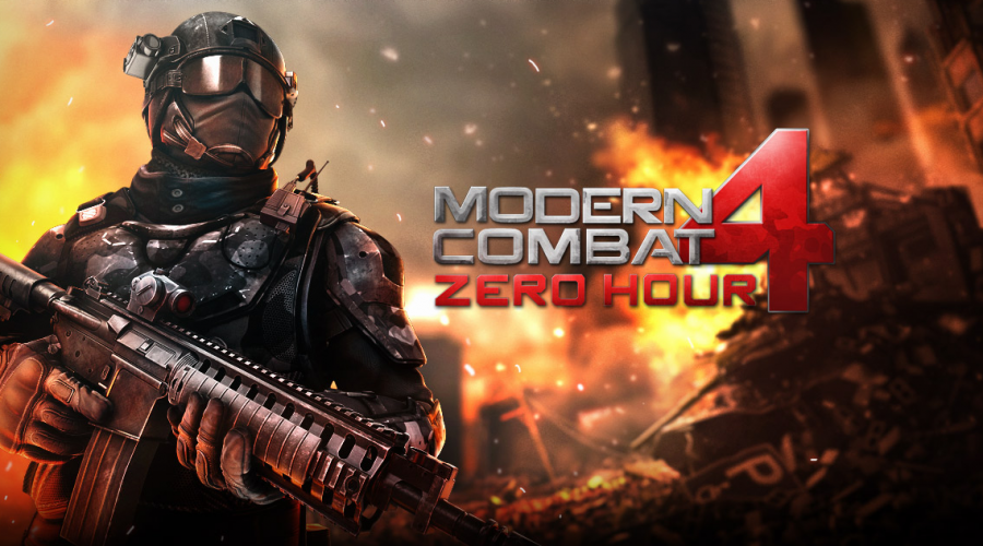 Download Modern Combat 4: Zero Hour full apk! Direct & fast