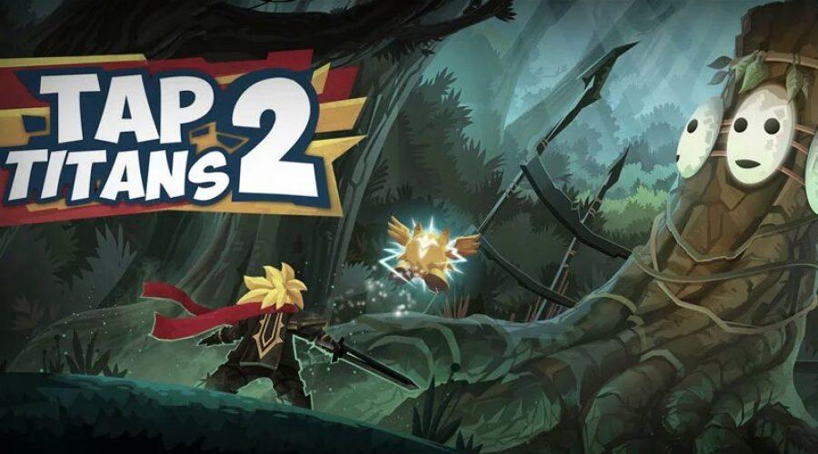 Download Tap Titans 2 full apk! Direct & fast download link