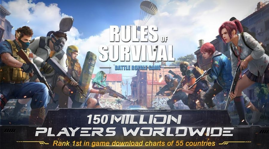 Download RULES OF SURVIVAL full apk! Direct & fast